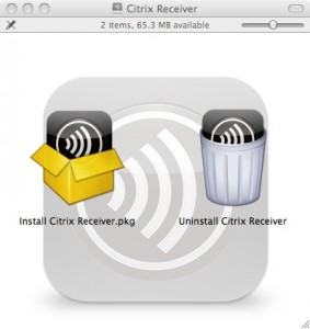 Mac Install Receiver