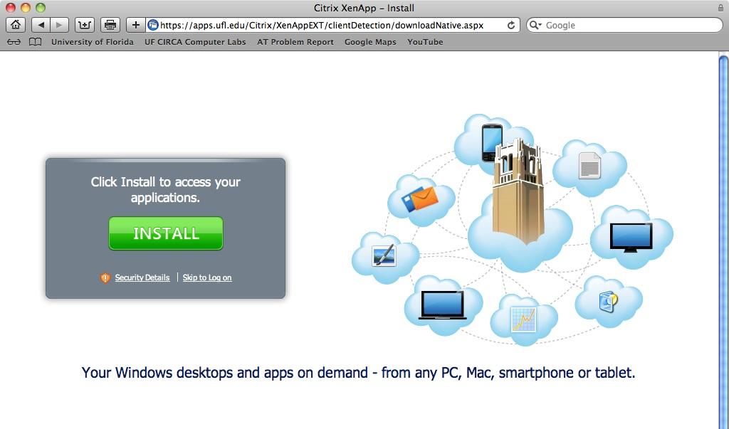 Mac Receiver Install